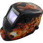 Máscara De Solda Automática Gtf-6025 C/lente 718g +2 Brinde