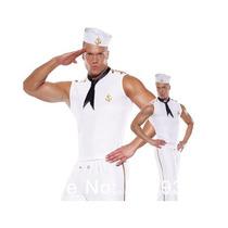 Fantasia De Marinheiro Capitão Pronta Entrega Vários Modelos