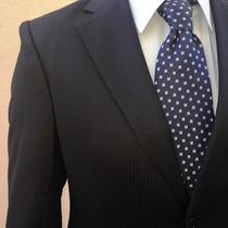 Ternos Importados Lã Fria Fio Super 180 Preto