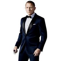 Terno Smoking 007 Slim Fit Masculino Importado
