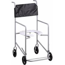 Cadeira De Rodas Standard Banho Lite - Ortomix