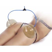 Kit Ventosa Para Glúteos Em Acrílico Bum-up Estek