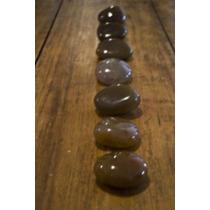 Kit De Pedras Quentes Para Massagem 20 Pedras