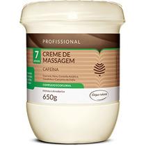 Creme Massagem Com Cafeina Dagua Natural Com 650 Grs