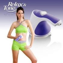 Massageador Relax Spin Orbital Manual E Caixa Em Portugues