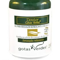 Gel Para Massagem Refrescante E Relaxante De Arnica - 250g