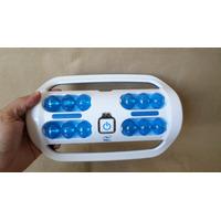 Massageador Pés Vibrador Novo Alta Qualid Na Caixa C/manual