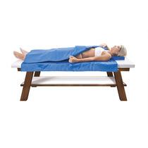 Manta Térmica Massagem Estética 1,40 X 2,00 Travesseiro