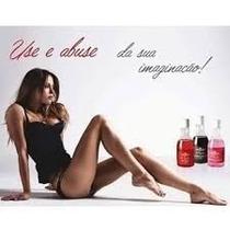 Kit Gel Hot Para Massagem, Esquenta (comestível) 3 Unid