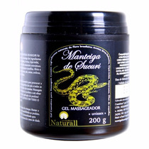 Manteiga De Sucuri Gel Massageador 200g