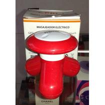 Massageador Vibratório Estimulador Para Perna Braço Portatil