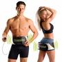 Cinto Vibrador Queima Gorduras Vibroaction Redutor Medidas