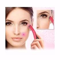 Aparelho De Massagem Facial Rosto Touch Pilha Fisiomedic
