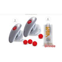 Massageador Spin Doctor (2 Unid) Redutor Medidas + Brinde