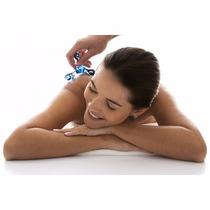 Massageador Manual Corporal Pyramid Massage Relaxmedic
