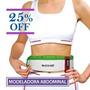 Cinta Massageadora Abdominal Belt Relax Fisiomedic