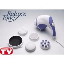 Massageador Elétrico Corporal Relax Tone Spin