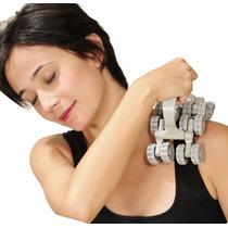 Massageador Manual Kenko Patto Roller Wave