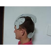 Capacete Massageador De Cabeça Com Ponto De Acumpuntura Novo