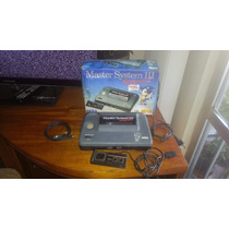 Master System 3 Compact Na Caixa Funcionando 100%.