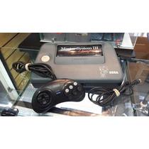 Master System 3 Com Alex Kid Na Memória E Controle Original