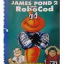 Jogo De Master System -james Pond 2 Robo Cod ( Tec Toy)