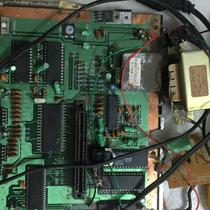 Placa Tec Toy Master System 3 No Estado Completa