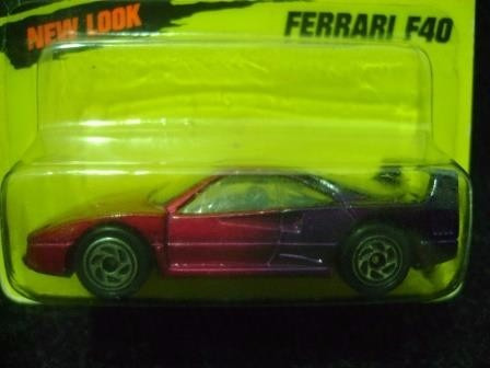Matchbox - Ferrari F40