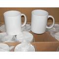 36 Canecas De Porcelana Resinadas Para Sublimação Classe A