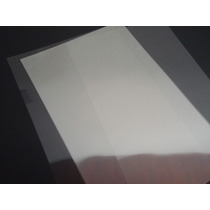 Transparencia Acetato Filme Poliester P/escrita Manual Ofici