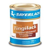 Tingilack Tingidor De Verniz Imbuia 100ml - - 4312 Nagarage