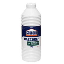 Cola Branca Cascorez Universal 1kg - Nota Fiscal