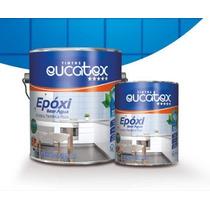 Tinta Epoxi Base Agua Brilhante Eucatex 3,6l. Premium