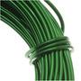 Fio Arte Alumínio Verde Kelly 18 Medida (11.8 Metros)