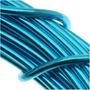 Arame De Alumínio Turquesa Tamanho 12 39 Ft ((11.8 Metros)