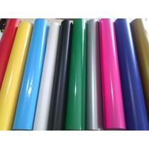 Vinil Color Film - Para Estampar Camisetas Bobina 10 Mts
