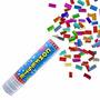 Kit 10 Lança Confetes Colorido 20cm,festa, Casamento