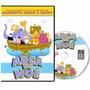Dvd - Arca De Noé - Silhouette / Scan N Cut / Cricut