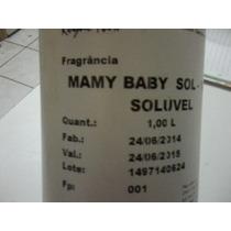 Base Desinfetante Mamae Babie Um Litro Faz 80 Litros Economi