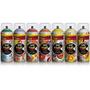 Tinta Spray Suvinil Multiuso 400ml Varias Cores 6 Unidades