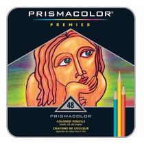 Prismacolor 48 Premier Lápis De Cor Profissional Novo