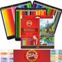 Lápis Aquarelável Koh-i-noor 72 Cores Mondeluz | Importado