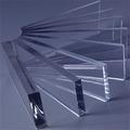 Chapa Placa Folha Acrilico Transparente 1ªlinha 50x50 10mm