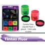Tinta Corporal Neon + Pincel + Frete Grátis