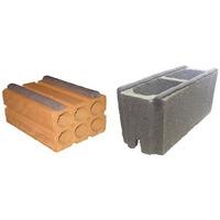 Formas, Tijolo Ecologico, Solo Cimento, Moldes 12,5x25 Cm