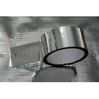 Fita Adesiva Metalizada Para Emenda Da Manta Térmica