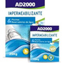 Impermeabilizante Ad2000 P/ Piscinas - 25 Kg