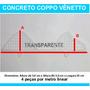 Passarinheira Telha Coppo Venetto Cristal Kit 10 Metros