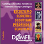 Magnifico Catálogo Selos Temáticos - Escotismo Em Todo Mundo