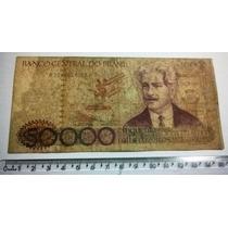 Cinquenta Mil Cruzeiros Numismática N°2015
